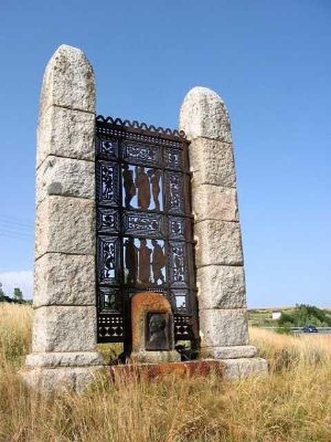 Monument Lax de Saillagouse